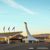 Фотопрогулка в Олимпийский парк в Сочи (Адлер). :: Nonna