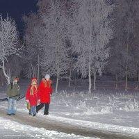 По дороге в школу :: Валерий Талашов