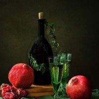 Гранаты и вино :: Ирина Приходько