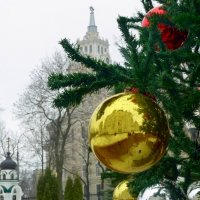 Новогоднее настроение. :: Чария Зоя