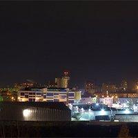 Пермь, городская панорама :: Дмитрий Зубенин
