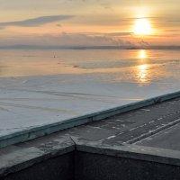 замерзло :: Андрей ЕВСЕЕВ