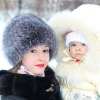 Я и моя дочь.) :: Инна Кондратьева