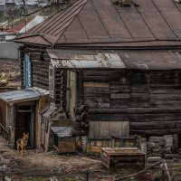 Дом под железной крышей :: Nn semonov_nn