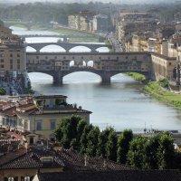 Мосты Флоренции. 1 :: Мария Кондрашова
