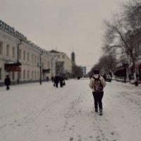 В дали... :: Ирина Бакутина