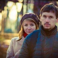 Парень с девушкой. :: Vitalik Babich