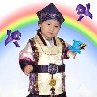 Детские фото :: Даниил М