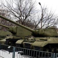 Тяжёлые танки СССР :: Владимир Болдырев