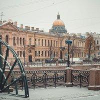 Первый снег :: Mary Akimova