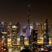 Ночной Дубай. :: Ирина