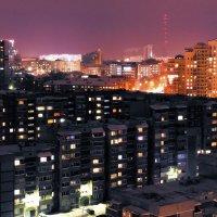 Краски ночного города :: Sergey Kuznetcov