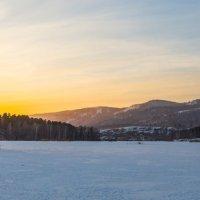 Зимняя панорама.... :: игорь козельцев