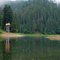 Озеро  Синевир в  Карпатах. :: Lara