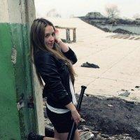 Хулиганка :: Анастасия Демидова