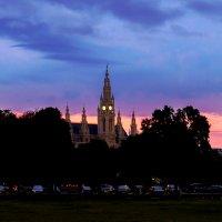 Закат над Веной.... :: Илья Подоляко
