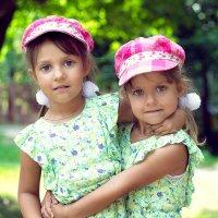 сестрички :: Анастасия Полякова