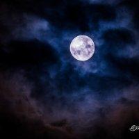 Лунные облака :: дмитрий гуринович