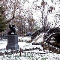 зимний город :: Александр Корчемный