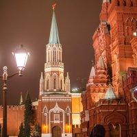 Москва :: Людмила Финкель