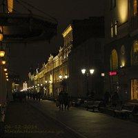Москва,Никольская ул. :: Larisa