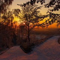 В Нижнем зимой :: Роман Царев