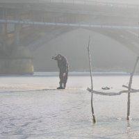Зимняя рыбалка.. :: Валентин Цапков