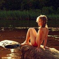 Почти русалка :: Юлия Зубарева