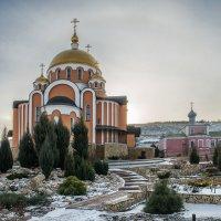 свято Алексеевский женский монастырь :: Андрей ЕВСЕЕВ