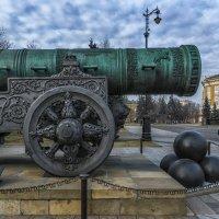 Россия сможет за себя постоять! :: Юрий Митенёв