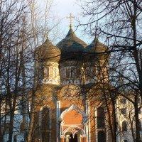 Собор Покрова пресвятой Богородицы в Измайлово,Москва :: Galina Leskova