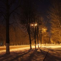 Зимняя Тишина :: Алексей Лукаев