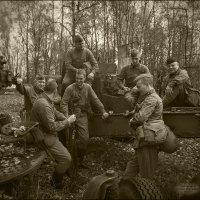 Солдатские байки :: Виктор Перякин