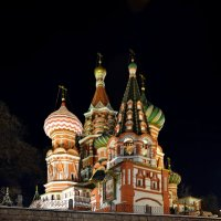 Покровский собор. :: Oleg4618 Шутченко