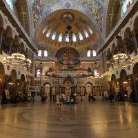 Морской собор святителя Николая Чудотворца :: Вера Моисеева
