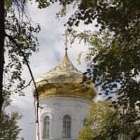 Золото куполов :: Виктор Калабухов