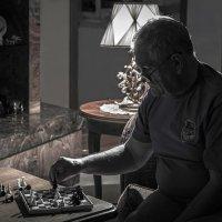 Ночные шахматы :: Виталий Устинов