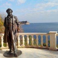Пушкин в Крыму :: Ольга Голубева