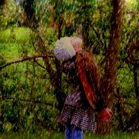 дождь... :: Алёна Филатова