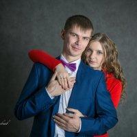 Настя и Максим... :: Виталий Левшов
