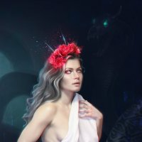 The birth :: Ирина Муравьева