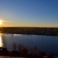 Закат,заканчивается день. :: Виталий Дарханов