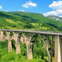 Евгений Суетинов - Мост через реку Тара :: Фотоконкурс Epson