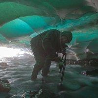 Денис Будьков - Изумрудная пещера :: Фотоконкурс Epson