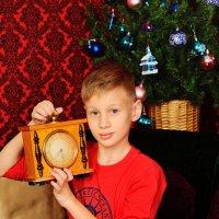 Новогоднее фото :: Oksanka Kraft