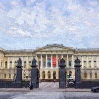 Русский музей. :: Андрей Печерский