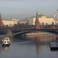 С Добрым Утром, Москва! :: fotovichka репортажный фотохудожник