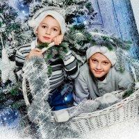 Новогодняя сказка... :: Ксения Яровая