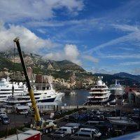 В порту Монако :: Leonid Korenfeld