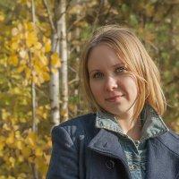 Евгеша в сентябре :: Екатерина Бурлуцкая